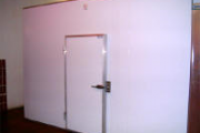 Permanent Fitted Cold Freezer Rooms