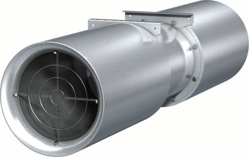 Jet fan car parking ventilation systems
