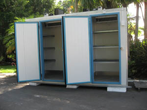 Skyline Cooling Tunel Nairobi KEnya Portable Freezer room